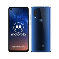 Motorola One Vision Modrá