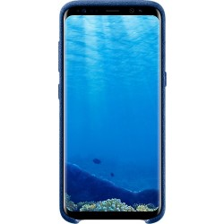 Samsung Alcantara púzdro EF-XG950ALE pre Galaxy S8 Blue