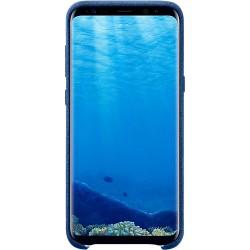 Samsung Alcantara púzdro EF-XG955ALE pre Galaxy S8+ Blue