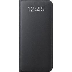 Samsung LED flipové púzdro EF-NG950PB pre Galaxy S8 Black