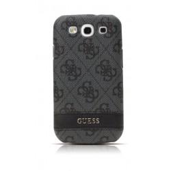 Púzdro Guess ochranné Samsung Galaxy S3 sivé