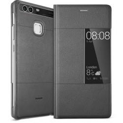 Huawei Smartcover pre P9, tmavošedý