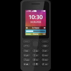 Nokia 130 Dual SIM Čierny