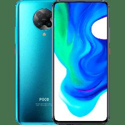 POCO F2 Pro EEA 6+128 Modrý