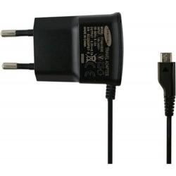 Samsung cestovná nabíjačka ETA0U10E, micro USB, čierna