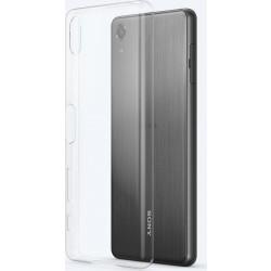Štýlový kryt Sony SBC28 pre Xperia X Performance, transparentný