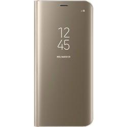 Samsung Clear View púzdro EF-ZG950CF pre Galaxy S8 Gold