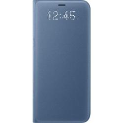Samsung LED flipové púzdro EF-NG950PL pre Galaxy S8 Blue