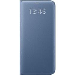 Samsung LED flipové púzdro EF-NG955PL pre Galaxy S8+, Blue