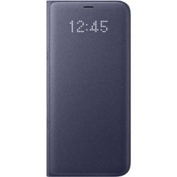 Samsung LED flipové púzdro EF-NG955PV pre Galaxy S8+, Violet