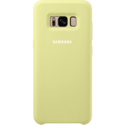 Samsung silikónové púzdro EF-PG950TG pre Galaxy S8 Green