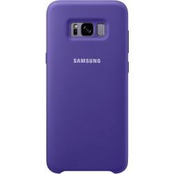 Samsung silikónové púzdro EF-PG955TV pre Galaxy S8+, Violet