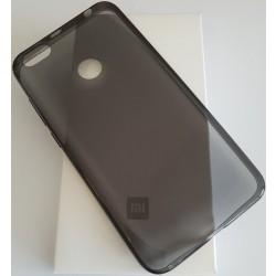 Xiaomi Redmi Note 5A Prime Soft Case(fingerprint access) Čierne