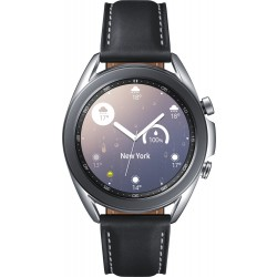 Samsung Galaxy Watch3 41mm BT, strieborné