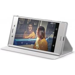 Štýlový kryt Sony SCSF10 pre Xperia XZ, White