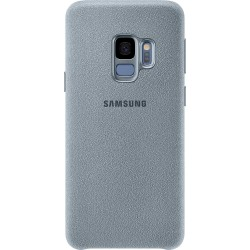 Samsung Alcantara púzdro EF-XG960AM pre Galaxy S9 Zelené