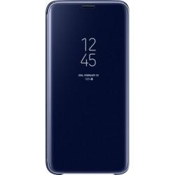 Samsung Clear View púzdro EF-ZG960CL pre Galaxy S9, modré