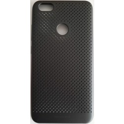 Xiaomi Redmi Note 5A Prime Perforated Case(fingerprint access) Čierne