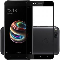 Xiaomi Mi A1 Screen Protector so zakrivenými hranami Čierny