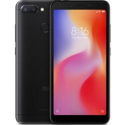 Xiaomi Redmi 6 32G Čierny