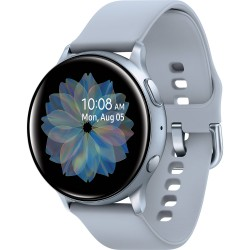 Samsung Galaxy Watch Active 2, 40mm, strieborné