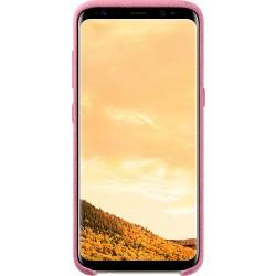 Samsung Alcantara púzdro EF-XG950APE pre Galaxy S8 Pink