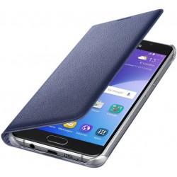Samsung flipové púzdro EF-WA510PB pre Samsung Galaxy A5 (2016) Čierny