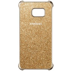 Samsung ochranný kryt Glitter EF-XG928CF pre Galaxy S6 Edge+, Zlatá