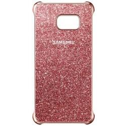 Samsung ochranný kryt Glitter EF-XG928CP pre Galaxy S6 Edge+, Ružový