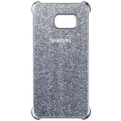 Samsung ochranný kryt Glitter EF-XG928CS pre Galaxy S6 Edge+, Strieborná