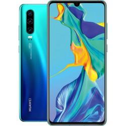Huawei P30 Aurora Blue