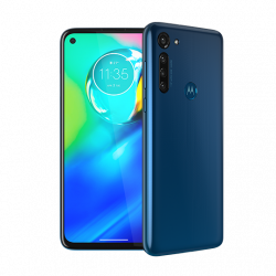 Motorola Moto G8 Power Modrý