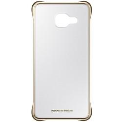 Samsung ochranný kryt EF-QA310CF pre Samsung Galaxy A3 (2016) Zlatý