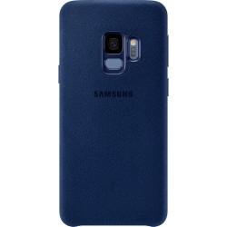 Samsung Alcantara púzdro EF-XG960AL pre Galaxy S9 Modré