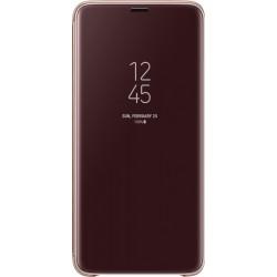Samsung Clear View púzdro EF-ZG965CF pre Galaxy S9+, zlaté